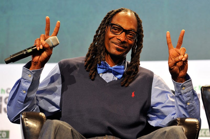 Snoop Dogg Doing Gospel Confuses the Hell Out of Me, but I'm