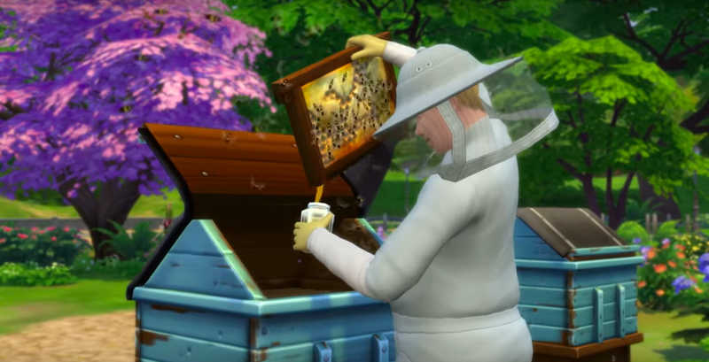 Illustration for article titled Sims Disturb Their Bees Less Frequently, And Other Patch Notes