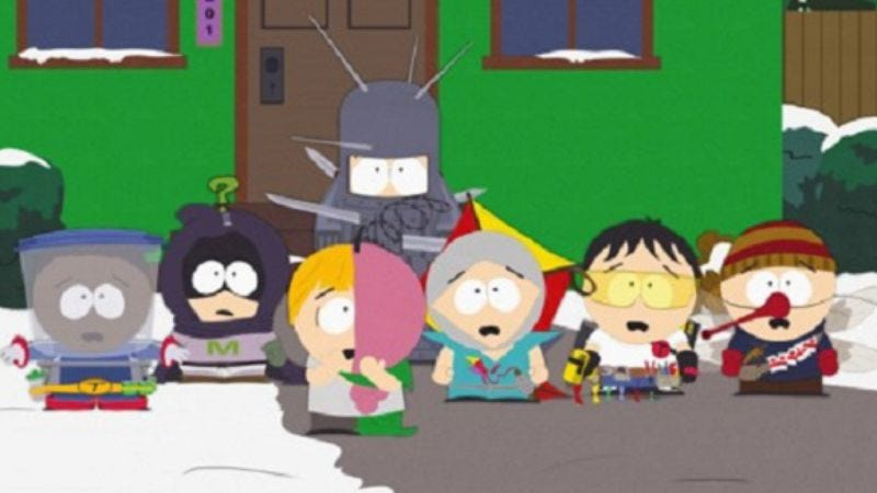 "Illustration for article titled South Park: ""Coon vs. Coon and Friends"""