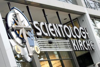 Illustration for article titled Is Scientology the world's fastest-growing religion?