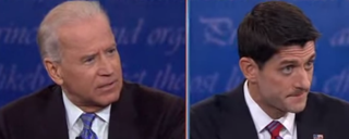 Vice President Joe Biden; House Speaker Paul RyanYouTube
