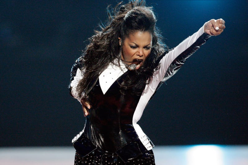 Illustration for article titled Janet Jackson—Ms. Jackson, If You're Nasty—Has Announced a Vegas Residency