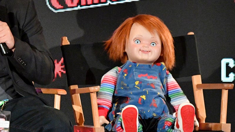 Illustration for article titled The Child's Play reboot will open against Toy Story 4, which is honestly pretty funny