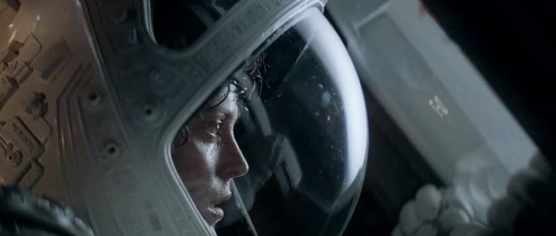 Alien (1979) via screen grab