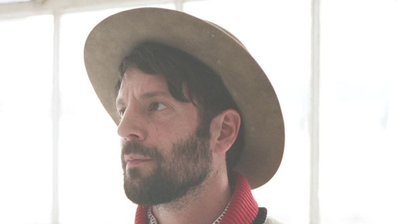 Illustration for article titled Ray LaMontagne melds his folky formula with throwback psych-rock