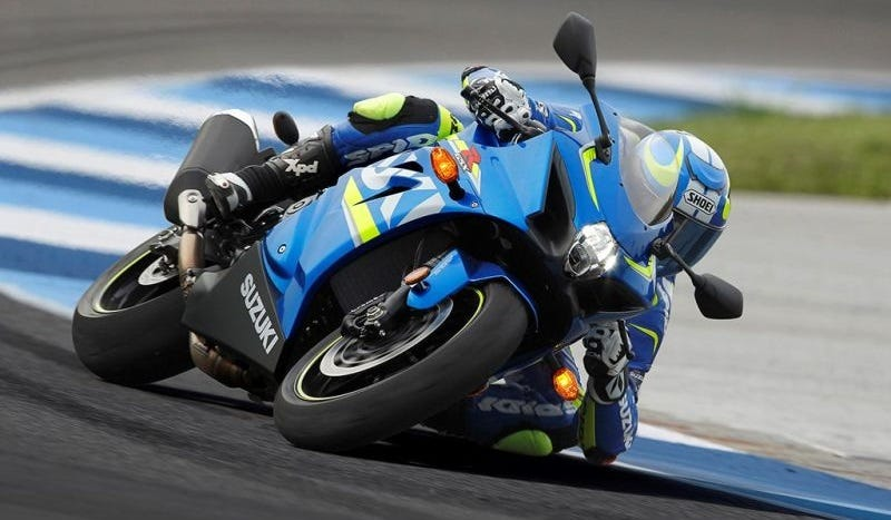 Illustration for article titled Suzuki's New GSX-R1000 Is Engineered Around A Loophole In MotoGP Rules