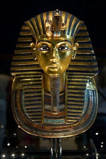 Illustration for article titled King Tut died of sickle cell disease, say German researchers