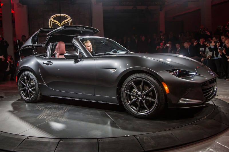 Illustration for article titled A fully loaded Miata RF costs $53k CAD after taxes