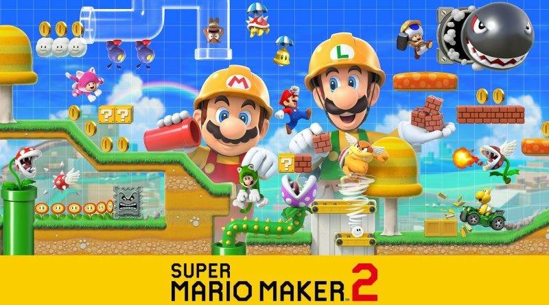 Illustration for article titled Super Mario Maker 2 Needs Some Kind Of Online Friend Maker Mode