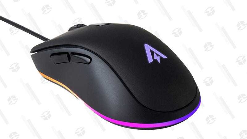 Anker Gaming Mouse with 6 DPI Levels and RGB Lighting | $13 | Amazon | Use code M7LVAJLC