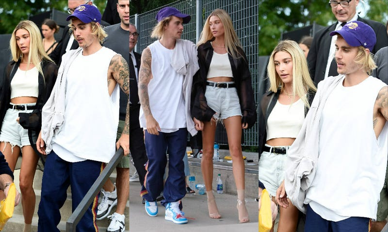 Illustration for article titled Thank God Justin Bieber and Hailey Baldwin are Getting a Prenup