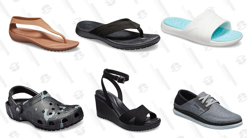 Extra 50% Off Clearance | Crocs