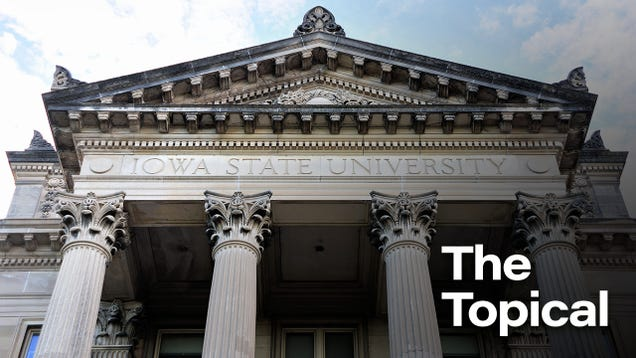 Heavenly Sources Confirm Jesus Christ Will Transfer To Iowa State University After Getting Grades Up