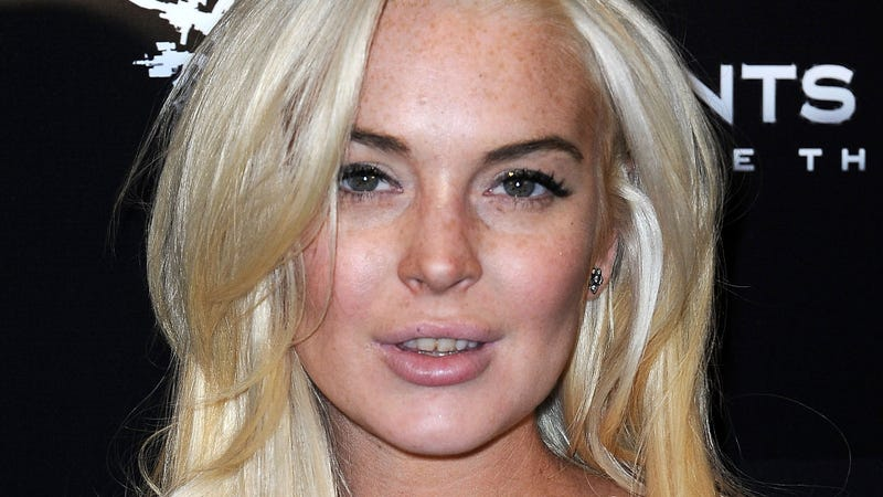 Illustration for article titled Please Keep Lindsay Lohan and Her Nasty Teeth Away From Our Gaming Events