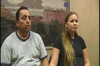 Softball coach fired husband sex offender
