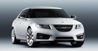 Illustration for article titled 2010 Saab 9-5: All Turbos, All Swedish