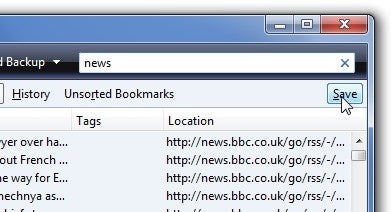 Illustration for article titled Save Firefox Bookmark Searches to Create Dynamic Folders