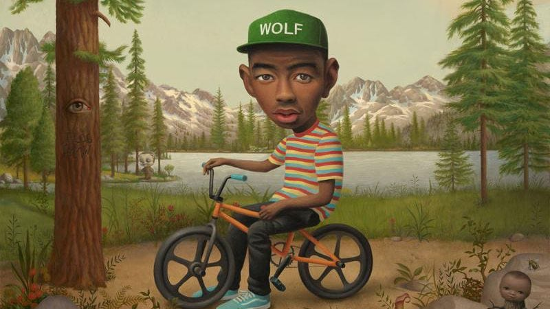 Illustration for article titled Tyler The Creator announces new album, Wolf