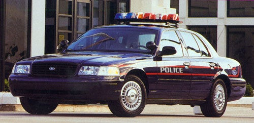 & 5-0 In A 5.0: A History Of Ford Police Vehicles markmcfarlin.com