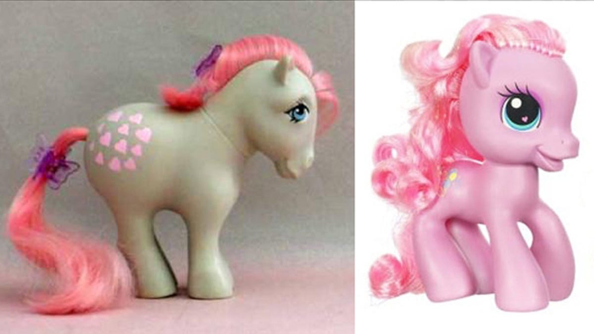 Sexualization of girls toys