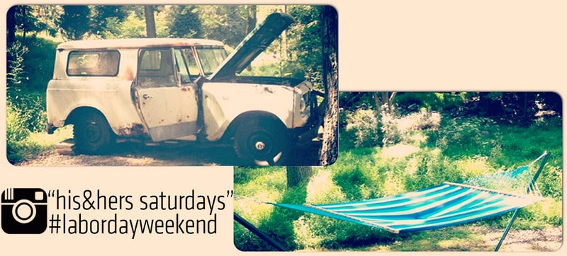Illustration for article titled Let's See Your Labor Day Weekend Drives & Projects!