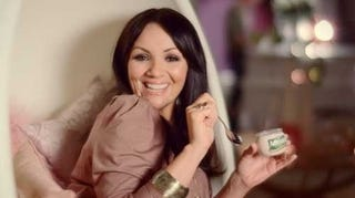 Illustration for article titled Martine McCutcheon Makes Poop Pretty