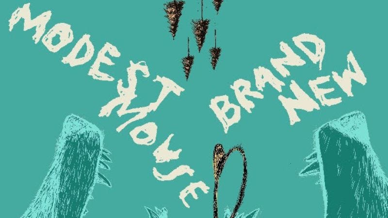 Illustration for article titled Modest Mouse and Brand New announce co-headlining tour