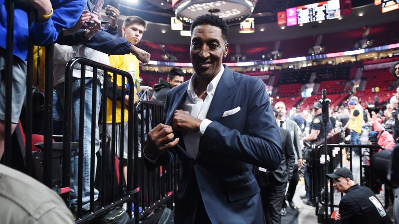 Illustration for article titled Scottie Pippen Adds Preschooler To Pending Tenant Lawsuit, Alleging Crayon Abuses