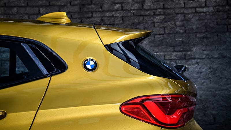 Illustration for article titled The 2018 BMW X2 Has The Most Honest Car Design Of 2018