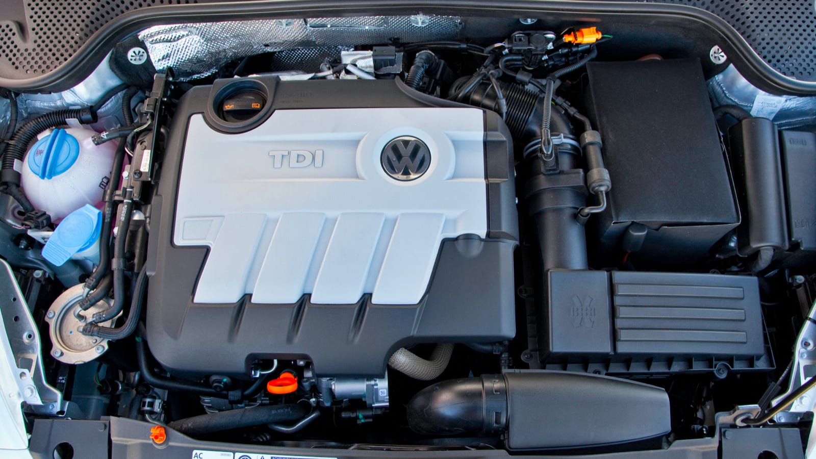 Volkswagen fuel pressure diagram