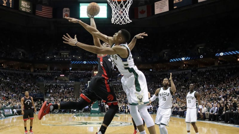 Raptors advance in nailbiter Game 6 against Bucks