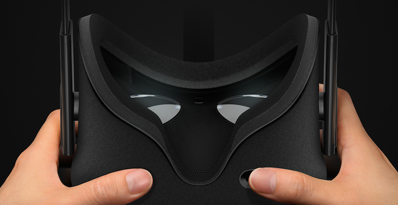 Illustration for article titled Oculus Rift Will Be $600