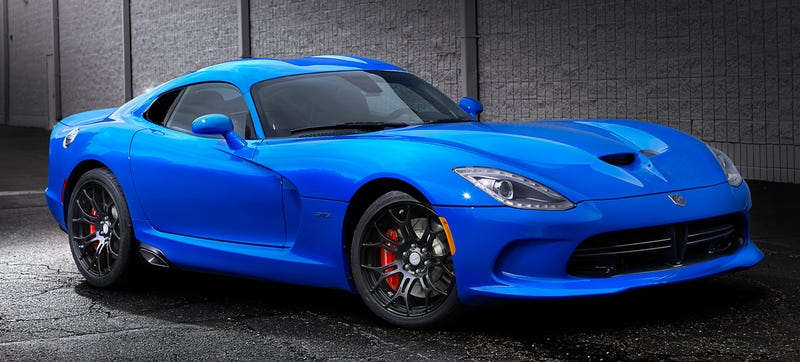 2015 Dodge Viper: It's Better, So Someone Please Buy One