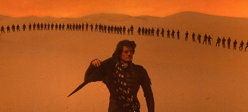 A still from David Lynch's Dune. The franchise is now being rebooted. Image: Universal