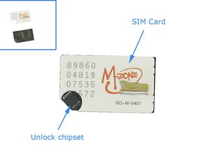 Illustration for article titled iPhone 3G Hardware Unlock Uses Your Existing SIM Card...Kinda