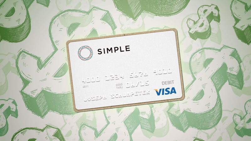 Illustration for article titled Simple Is Banking 2.0, and We've Got Priority Access