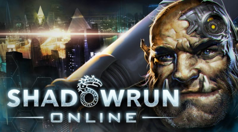 Shadowrun Online from Cliffhanger Productions