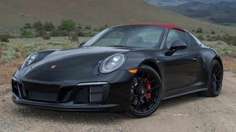 What The 2017 Porsche 911 Gts Is Missing Is Fun
