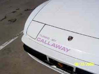 Illustration for article titled Nice Price Or Crack Pipe: The $45,000 Callaway Porsche 944?