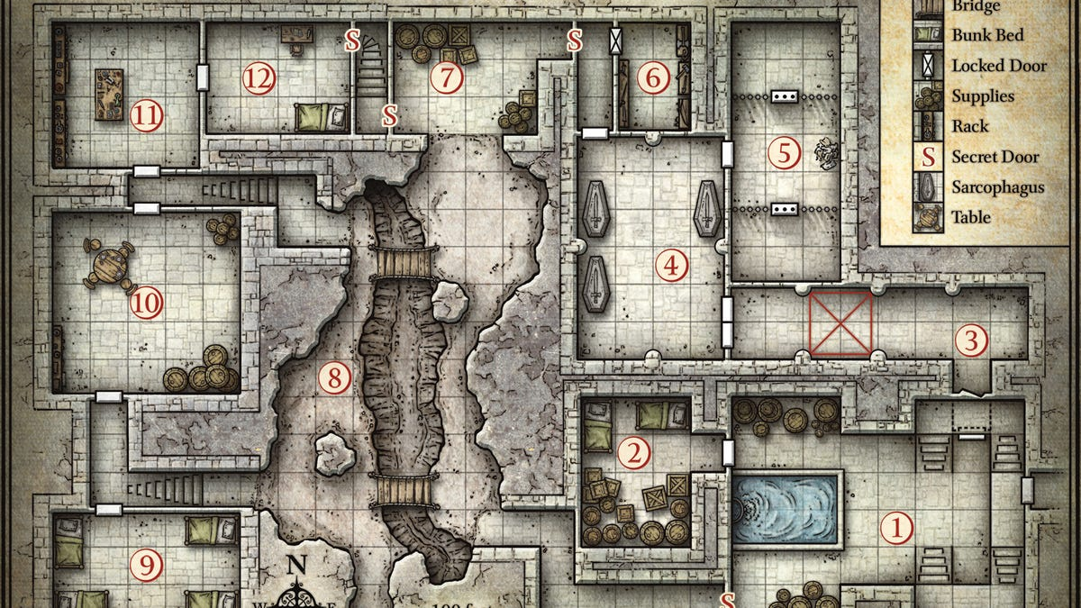 The new Dungeons & Dragons is more streamlined but no less