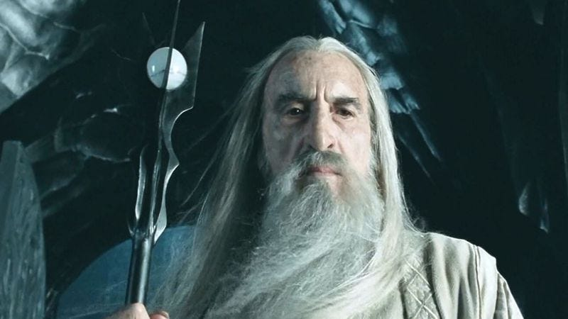 Illustration for article titled Lord Of The Rings star Christopher Lee releasing his second metal LP just in time for his 91st birthday