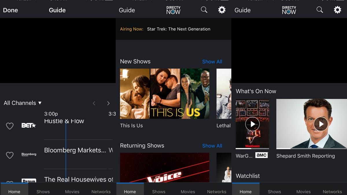DirecTV Now Is Just Another Failed Attempt at Streaming Live TV
