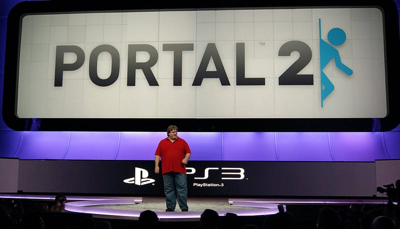 Illustration for article titled Valve: Portal 2 Coming to PS3 [Corrected]