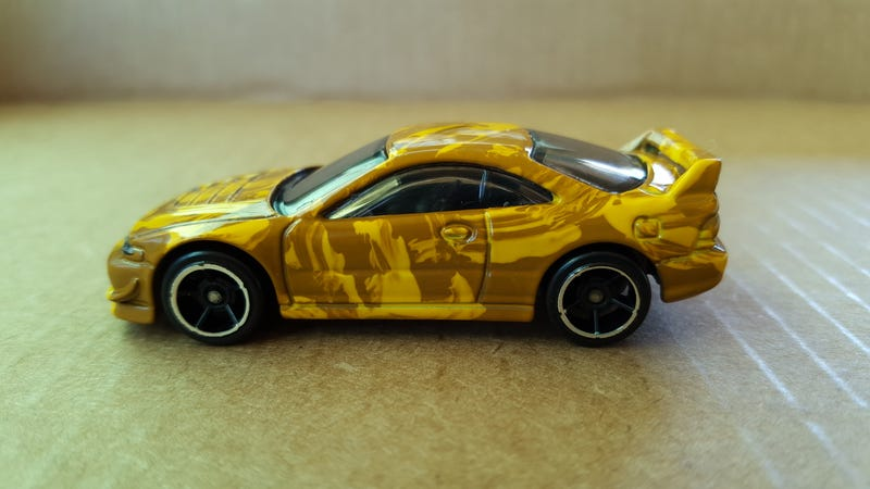 Illustration for article titled LaLD Car Week: Land of the Rising Sunday- HW Hand Dyed Custom '01 Acura Integra GSR 1:64