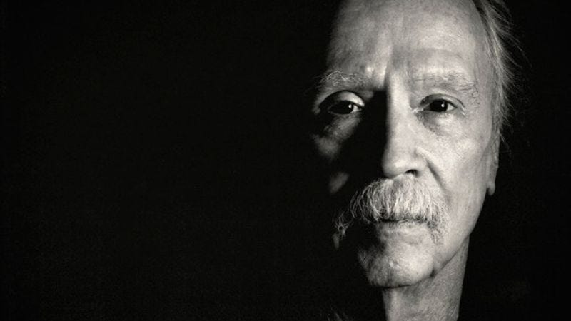 Illustration for article titled John Carpenter unleashes new track, announces new tour dates