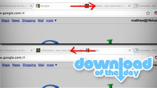 Illustration for article titled Reorder Tabs in Chrome with a Keyboard Shortcut Extension