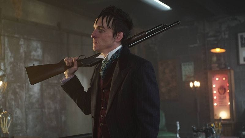 Illustration for article titled Gotham's fall finale suffers from a lack of tension