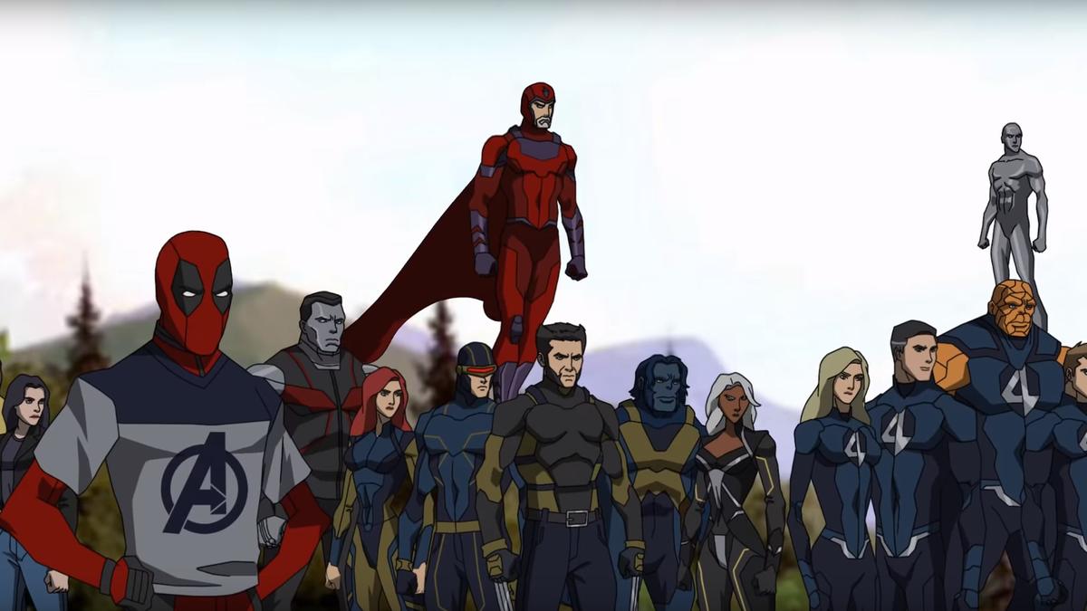 Image result for avengers 4 trailer fans