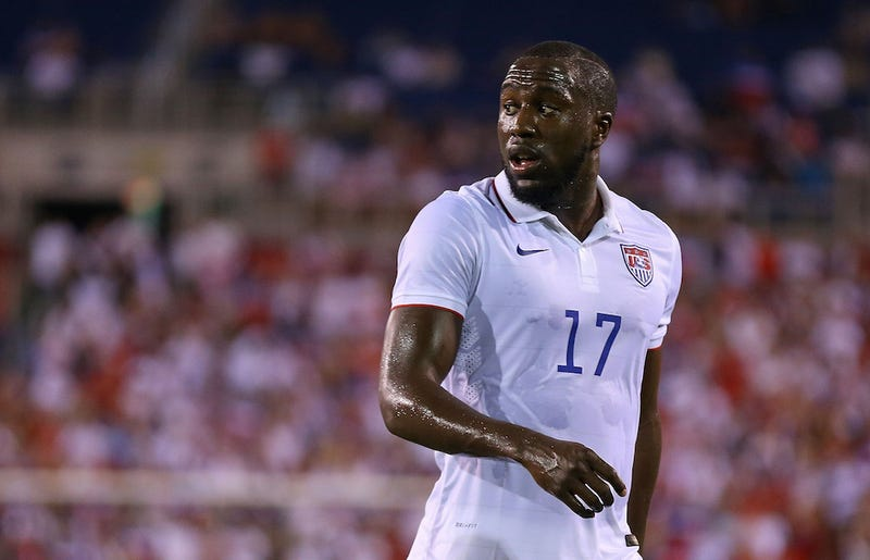 Illustration for article titled Jozy Altidore, The Striker Who Never Was, Is Coming Back Home