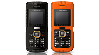 Illustration for article titled Gresso Extreme X3 Phone Can Withstand 1.5 Tons of Pressure